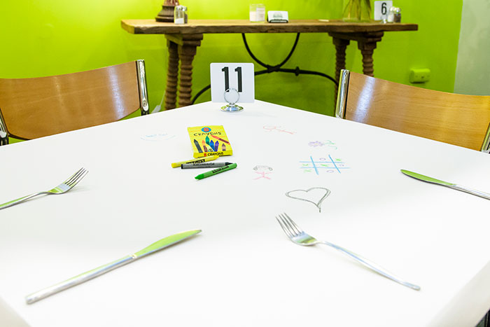 Paper Table Cover Rolls